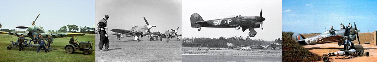 Hawker Tempest List