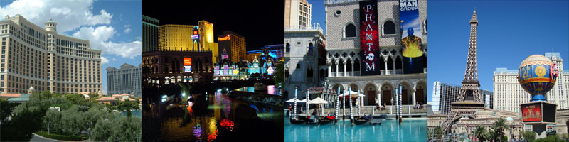 Las Vegas photo list