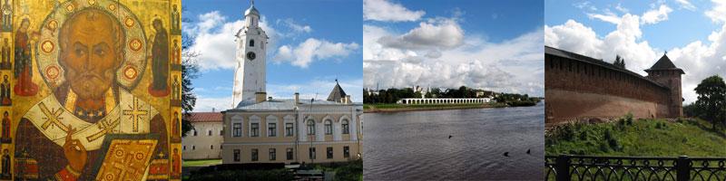 Russia Veliky Novgorod