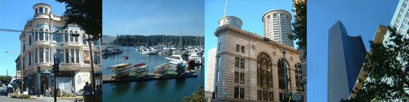 Seattle Washington photo list