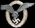 Luftwaffe Badge