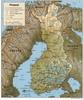 Map Finland 1996 CIA