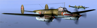 Petlyakov Pe-2 Петляков Пе-2 history and specifications