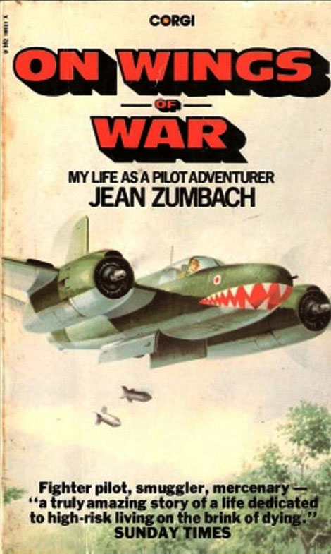 Jan Zumbach My Life as a Pilot Adventurer