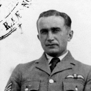 SGT. JOSEF FRANTISEK, (CZECHOSLOVAKIAN) 303 (POLISH) SQN., RAF