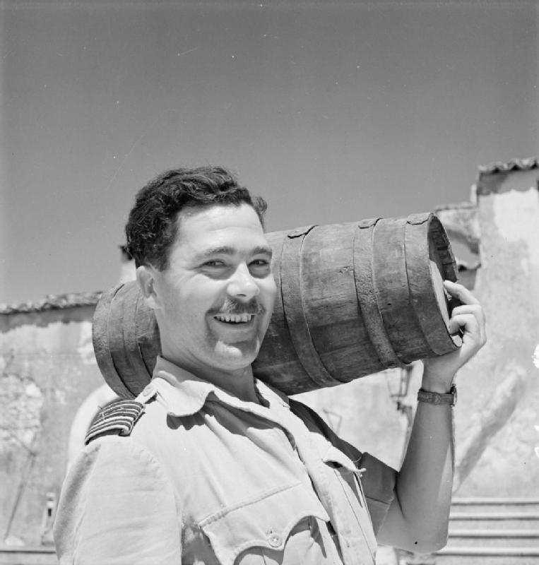 Group Captain George Westlake
