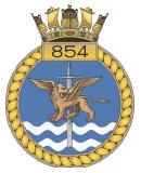 emblem Royal Navy FAA 854NAS