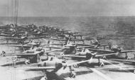 Asisbiz A6m Zeros taking off from Shokaku to attack Pearl Harbor 7th Dec 1941 01