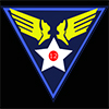 USAAF 12th Air Force patch