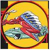 emblem USAAF 45th FS