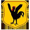emblem USAAF 18FG