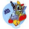 emblem USAAF 73th FS