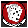 emblem USAAF 77th FS