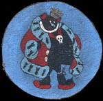 322nd Bombardment Group 450BS