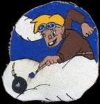 322nd Bombardment Group 452BS