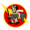 USAAF 303th Fighter Squadron emblem