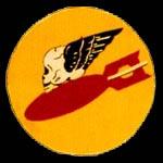 Patch USAAF 386BG552BS
