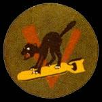Patch USAAF 386BG553BS