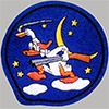 USAAF 415th Night Fighter Squadron unit patch