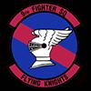 USAAF 9th Fighter Squadron emblem