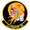USAAF 4th Fighter Squadron