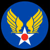 United States Army Air Force - USAAF units