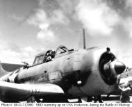 Asisbiz USS Yorktown during Battle of Midway 01