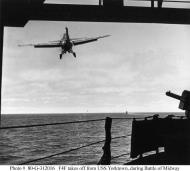 Asisbiz USS Yorktown during Battle of Midway 04