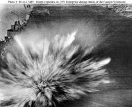 Asisbiz USS Enterprise during Battle Solomons 01