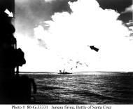 Asisbiz USS Juneau during Battle Santa Cruz 01