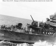 Asisbiz USS Smith during Battle Santa Cruz 03