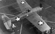 Asisbiz Grumman F4F 4 Wildcat VGF 29 White 4 USS Santee Torch 1942