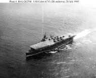 Asisbiz CVL 28 USS Cabot 1945 01