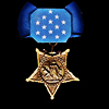 Navy Marine Corps Medal of Honor badge