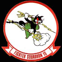 USN Fighting Squadron Six VF-19