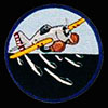 USN Fighting Squadron Two VF-27 patch