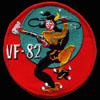 USN Fighting Squadron Two VF-2 patch