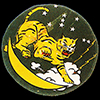 USN Marine Fighting (Night) Squadron VMF(N)-542 'Tigers' emblem
