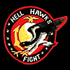 USN Fighting Squadron VMF-213 patch