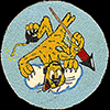 USN Fighting Squadron VMF-321 patch